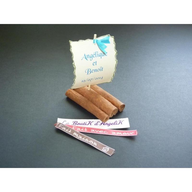 Contenant cube photo Argent et Rose Fée Clochette