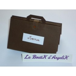 Menu Valise / Cartable
