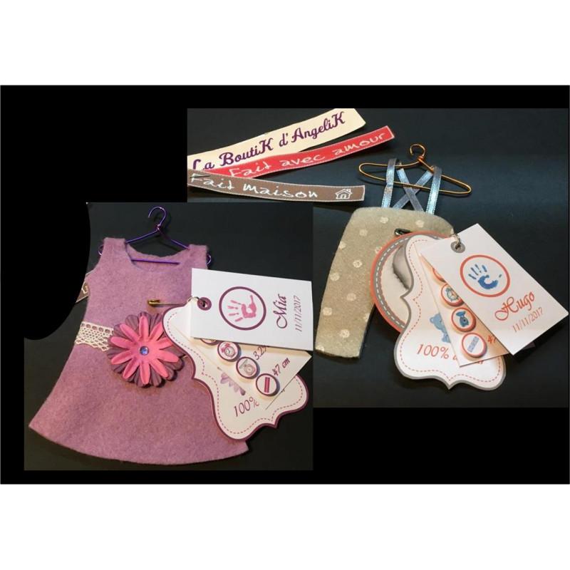 Marque-Place Carte Postale
