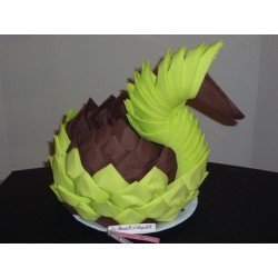 Distributeur Cygne Vert et Chocolat